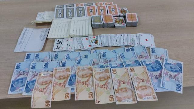 Ankara'da kumar oynanan daire mühürlendi: 1 gözaltı